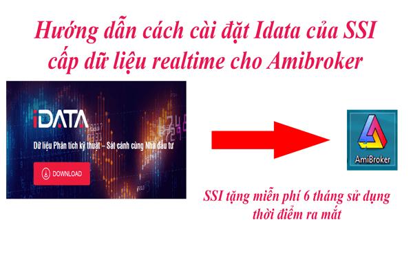 Hướng dẫn cách cài đặt Idata của ssi realtime cho amibroker