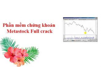 Phần mềm chứng khoán metastock Full crack