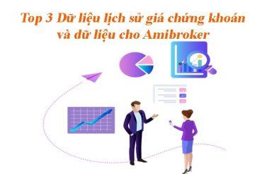 dữ liệu lịch sử giá chứng khoán và dữ liệu lịch sử giá chứng khoán cho Amibroker