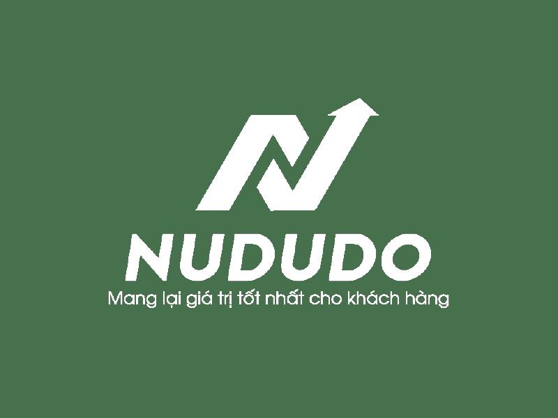Logo nududo white