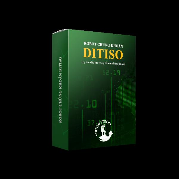 App Robot chung khoan DITISO chat luong cao