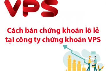huong dan cach ban co phieu lo le tai VPS